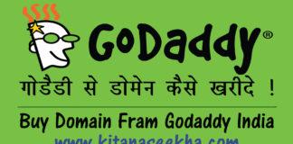 Rajister domain Godaddy